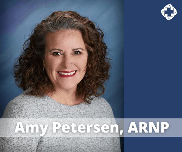 AMC Rapid Care Provider Amy Petersen, ARNP